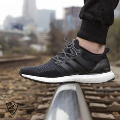 "- Pure black 5mm rope lace - Featuring 3M reflective threading - Featuring black plastic Laced Up logo aglets - Every order is for one pair of laces - 45"" is best for adidas ultraboost runners - 36"" i"