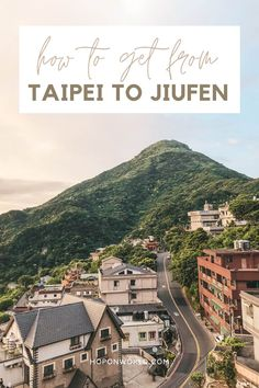 Planning a trip to Jiufen and wondering how to get there? Follow my step-by-step guide to help you get from Taipei to Jiufen hassle-free! jiufen taiwan | jiufen old street | jiufen taiwan photography | jiufen taiwan spirited away | taipei day trip Taiwan Travel, Bus Tickets, Old Street, Taipei, Day Tours, Walking Tour, Public Transport, Step Guide, Day Trip