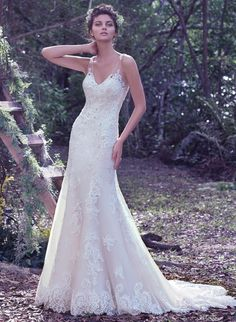 Maggie Bridal by Maggie Sottero Lana-6MN756LU Maggie Sottero Bridal Amanda-Lina's Sposa Boutique - Wedding Gowns, Prom, Bridesmaid and Evening Dresses