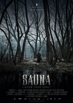 Watch Sauna online for free at HD quality, full-length movie. Watch Sauna movie online from The movie Sauna has got a rating, of total votes for watching this movie online. Watch this on LetMeWatchThis. Top Movies, Movies To Watch, Movies And Tv Shows, Scary Movies, Horror Movie Posters, Horror Films, Real Cinema, Lgbt, Saunas