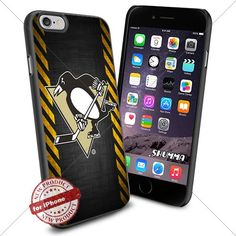 "NHL Pittsburgh Penguins iPhone 6 4.7"" Case Cover Protector for iPhone 6 TPU Rubber Case Black SHUMMA http://www.amazon.com/dp/B013M8PMO0/ref=cm_sw_r_pi_dp_fc9iwb0C2793Y"