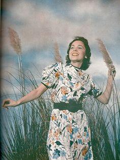 Maureen O' Sullivan