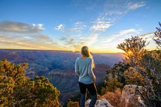 Looking for a girl's (or boy's) getaway week in the great outdoors? Copy/paste this itinerary.