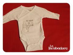 Mi mamá es la leche #body #bebé #baby