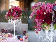Love Inspired Red And Gold Holiday Ideas - The Wedding Chicks