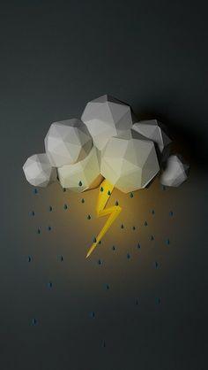 thunderheads!