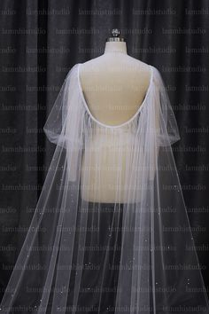 Wedding Cape, Bridal Cape, Wedding Veil, Got Married, Getting Married, Custom Capes, Veil Length, Drop Veil, Lace Veils
