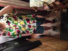 40's TOPFLIGHT Hawaiian shirts