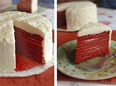 red velvet smith island cake. possibly get other flavors as well.  best cakes ever...