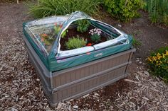 Raised garden bed kit gifts for parents