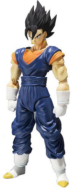 Dragon Ball Z S.H. Figuarts Vegetto Action Figure