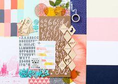 FAR FAR AWAY Scrapbook Kit at @studio_calico