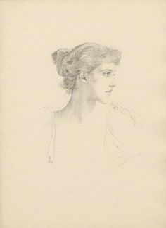 Amelie Rives (Princess Pierre Troubetskoy)  after (Marion Margaret) Violet Manners (née Lindsay), Duchess of Rutland lithograph, 1894
