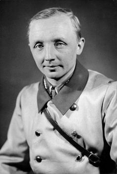 Dr. Johann von Leers (January 25, 1902 – March 5, 1965) was a devoted National Socialist and Old Fighter for the cause.