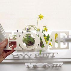 home sweet home dekorácie - Hľadať Googlom Sweet Home, Handmade, Home Decor, Hand Made, Decoration Home, House Beautiful, Room Decor, Home Interior Design, Home Decoration