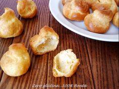 Pasta choux senza glutine con il Bimby e senza.