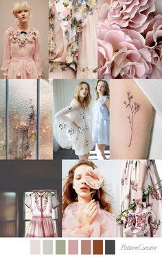 DELICATE FLOWER | pattern curator | Bloglovin'