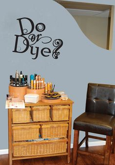 """Does your Salon or Business need a """"spruce-up""""? Choose pre-made designs or create your own using our """"You Way"""" tool!"""