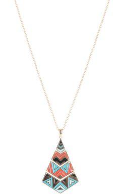 long pendant necklace <3