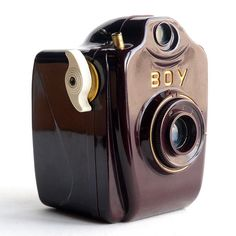 Bilora Boy | Made in Germany from 1950-52 #vintage #camera
