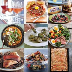easy bastille day foods