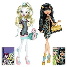 Scaris 2 pack Cleo and Lagoona #NEED I ❤❤❤❤❤ lagoona!