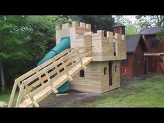 Castle Playhouse Plans | Castle Playhouse Plans