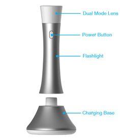 The Trioh flashlight