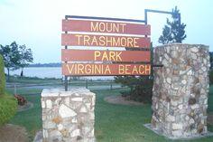 Mt. Trashmore - Virginia Beach, VA
