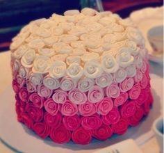 #Beautiful #Cake