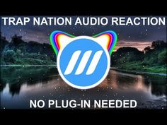 After Effects Tutorial: Audio Spectrum Effect [Trap Nation] - YouTube