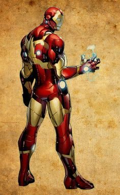 Iron Man #ironman