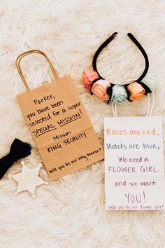 Wedding Update: How We Asked Our Bridal Party, how to ask you bridal party, bridal party proposals, bridesmaid proposal, groomsman … Groomsmen Proposal, Bridesmaid Proposal Gifts, Bridesmaids And Groomsmen, Proposal Ring, How To Ask Bridesmaids, Gifts For Bridesmaids, Proposal Letter, Bridesmaid Gift Bags, Proposal Photos