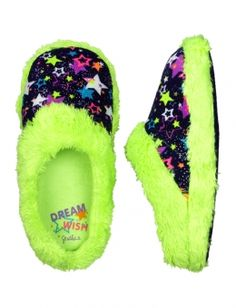 Shop the cutest girls' slippers at Justice. From furry slipper boots to colorful slip-ons, find her favorites in our selection of fun slippers for girls today! Kids Nightwear, Girl Outfits, Cute Outfits, Shop Justice, Slippers For Girls, Justice Clothing, Sequin Tank Tops, Slipper Boots, Tween Fashion