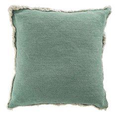 Sierkussen Rivini 45x45 harbor green - Sierkussens - Accessoires  #prontowonen #droomwoonkamer
