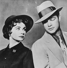 Jean Simmons and Marlon Brando, Guys and Dolls