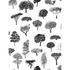 Buy Marimekko Linnapuisto Wallpaper Online at johnlewis.com