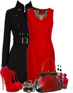 """""""Dresses up"""" by sil-engler on Polyvore"""