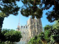Eternel Voyageur: POSTCARDS The Sagrada Familia