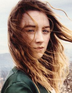 Saoirse Ronan Inspiration for Piper Willow