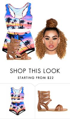 """""""."""" by siniababy ❤ liked on Polyvore featuring Nine West"""