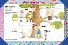 Kinderboekenweek 2016: Opa en oma | Rian Visser