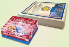 """Card set Combination The Inner Wizards plus the """"King Solomon Cards"""" by KabbalahInsights on Etsy. Great saving!"""