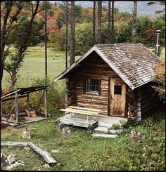 All I Need is a Little Rustic Cabin in the Woods (27 Photos) (18)