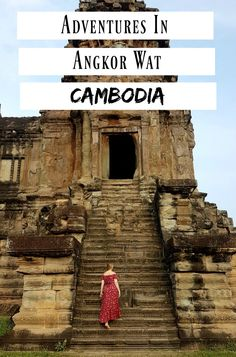 ANGKOR WAT - an incredible temple complex in Cambodia. Find out more about visiting, the famous sunrise, and how to make the most of you trip! (scheduled via http://www.tailwindapp.com?utm_source=pinterest&utm_medium=twpin&utm_content=post179929751&utm_campaign=scheduler_attribution)