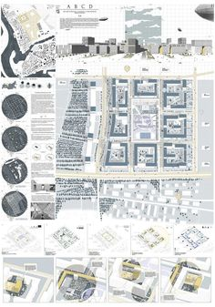 Best Picture For Urban Design diagrams perspective For Your Taste You are looking for Architecture Concept Drawings, Architecture Panel, Urban Architecture, Architecture Portfolio, Masterplan Architecture, Islamic Architecture, Presentation Board Design, Architecture Presentation Board, Urban Design Diagram