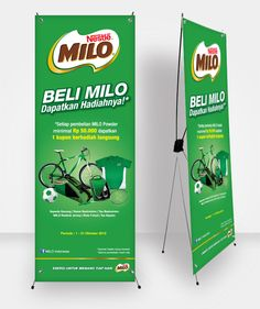 MILO MSC Padang POSM  For more design/pictures : http://ift.tt/1WdqEAM