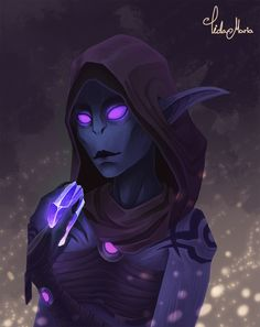 First Arcanist Thalyssra by Helmiruusu