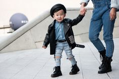 Seoul Fashion Week's Best Street Style Isn't Just for Grown-Ups Photos | W Magazine