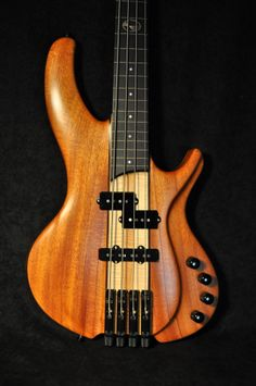 Little Guitar Works Custom Torzal Standard Headless Bass